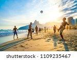 rio de janeiro   april 01  2014 ... | Shutterstock . vector #1109235467