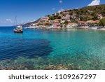 asos  kefalonia  greece   may... | Shutterstock . vector #1109267297