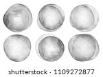 abstract black and white pencil ... | Shutterstock . vector #1109272877