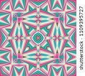 geometric seamless pattern....   Shutterstock .eps vector #1109395727