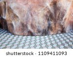 natural stone  marble wall... | Shutterstock . vector #1109411093