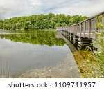 island lake conservation area... | Shutterstock . vector #1109711957