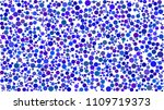 abstract background of circles... | Shutterstock .eps vector #1109719373