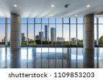 panoramic skyline and buildings ... | Shutterstock . vector #1109853203