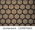 abstract creative pattern | Shutterstock . vector #1109870063