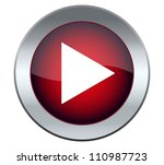 button with the image of the... | Shutterstock .eps vector #110987723