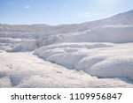 beautiful sunny day with clear...   Shutterstock . vector #1109956847