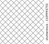 mesh pattern net in black lines ... | Shutterstock .eps vector #1109993753