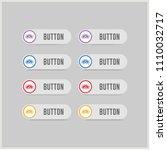 goggle icon   free vector icon | Shutterstock .eps vector #1110032717