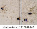 thessaloniki   greece june 8 ... | Shutterstock . vector #1110098147