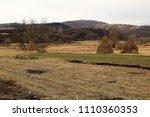 rural landscape of southern...   Shutterstock . vector #1110360353