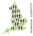 people population and green...   Shutterstock .eps vector #1110597737