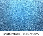 abstract science or technology... | Shutterstock .eps vector #1110790097