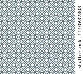 seamless geometric art deco... | Shutterstock .eps vector #1110932303