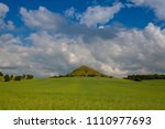 view on cicov hill in czech... | Shutterstock . vector #1110977693
