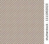 knitted texture. seamless...   Shutterstock .eps vector #1111002023