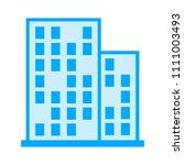 vector business office building.... | Shutterstock .eps vector #1111003493