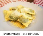 a typical recipe of italian...   Shutterstock . vector #1111042007