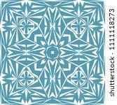 geometric seamless pattern....   Shutterstock .eps vector #1111118273