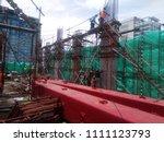 Mast Of Concrete Placing Boom...