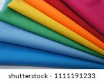 oxford cloth synthetic fabric | Shutterstock . vector #1111191233