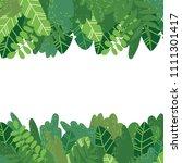 cartoon style background of... | Shutterstock . vector #1111301417