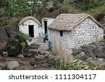 dwelling in the paul valley.... | Shutterstock . vector #1111304117