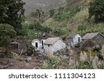 dwelling in the paul valley.... | Shutterstock . vector #1111304123