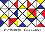 seamless pattern  vector...   Shutterstock .eps vector #1111323017