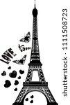vector illustration of black...   Shutterstock .eps vector #1111508723