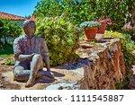 soria  castilla y leon  spain   ... | Shutterstock . vector #1111545887