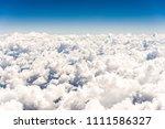 abstract skyline background... | Shutterstock . vector #1111586327