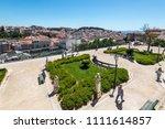 lisbon  portugal   may 19  2017 ... | Shutterstock . vector #1111614857
