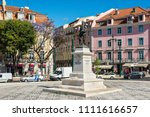 lisbon  portugal   may 19  2017 ... | Shutterstock . vector #1111616657