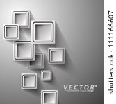 vector design   eps10... | Shutterstock .eps vector #111166607