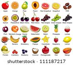 apple,apricot,banana,blueberry,carambula,cherry,coconut,collection,cranberry,date,fig,fruit,grape,grape fruit,grapefruit