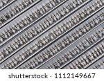 denim texture for background   | Shutterstock . vector #1112149667