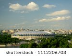 moscow  russia   june 13  2018. ...   Shutterstock . vector #1112206703