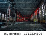 Large Industrial Hall...
