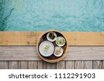 concept promotional morning... | Shutterstock . vector #1112291903