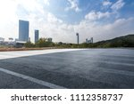 panoramic skyline and buildings ... | Shutterstock . vector #1112358737