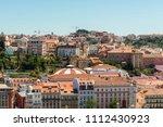 lisbon  portugal   may 19  2017 ... | Shutterstock . vector #1112430923