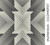 seamless celtic pattern.... | Shutterstock .eps vector #1112440937