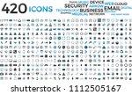 black and blue internet web...   Shutterstock .eps vector #1112505167