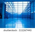 image of windows in morden... | Shutterstock . vector #111267443