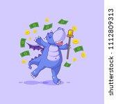 vector stock illustration... | Shutterstock .eps vector #1112809313