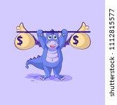 vector stock illustration... | Shutterstock .eps vector #1112815577