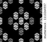 ethnic boho seamless pattern.... | Shutterstock .eps vector #1113264557