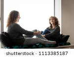 mother and daughter having a...   Shutterstock . vector #1113385187