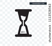wait vector icon isolated on...   Shutterstock .eps vector #1113528563